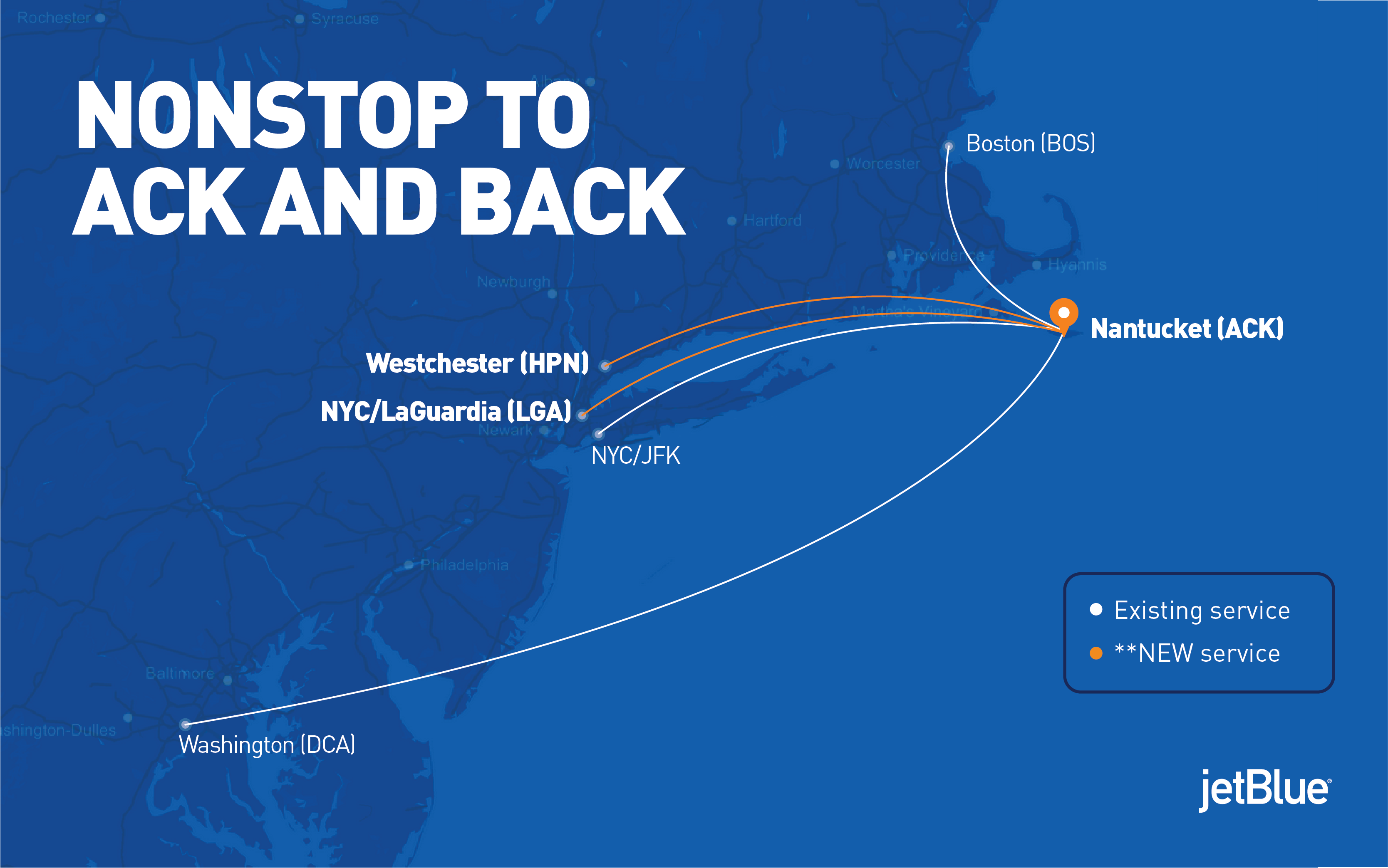 JetBlue | Start Planning for Summer Now with More JetBlue ... on